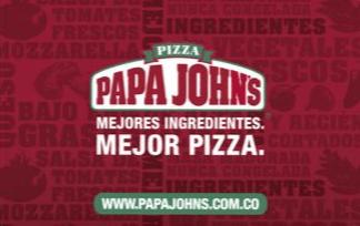 Papa Johns Colombia